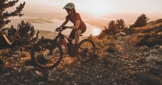 E-Bike options from the Bicycle Chain