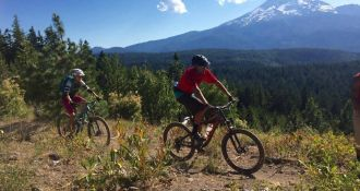 Five awesome countries for mountain biking