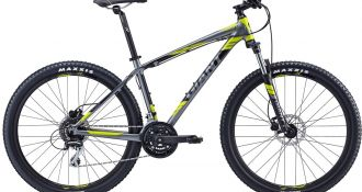 Get into it! Three great mountain bikes under £500