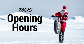 Opening Hours for the Festive Period