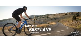 RIde further with the new Giant Road E+ Pro