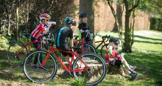 Set your children up for a fun-packed summer of cycling with Frog Bikes