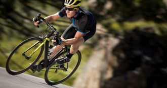 Singing the praises of the Giant TCR Advanced