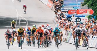 The Cycling Season Returns Down Under