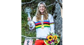 Unstoppable Rachel Atherton wins again in Switzerland
